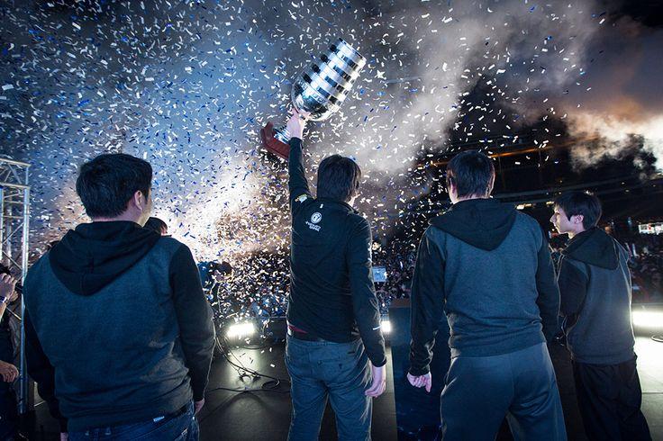 12,500+ spectators attended ESL One Frankfurt 2014; Over 500,000 concurrent viewers worldwide - http://videogamedemons.com/news/12500-spectators-attended-esl-one-frankfurt-2014-over-500000-concurrent-viewers-worldwide/