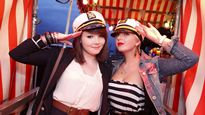 Buttoned Down Disco - End of Summer Boat Party! Friday 27th September at the Battersea Barge. There will be free shots of rum for early arrivers, free nautical badges, dressing up silliness, dancing until 2.00am, 2 floors, a smoking deck, plus a well-stocked bar!! Tickets on sale at www.ticketweb.co.uk/event/SWA2709.