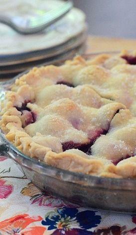 She's My Cherry Pie - From Valerie's Kitchen