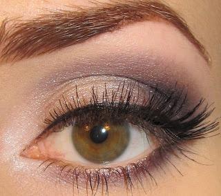 Tuape, Silver, Lilac and Gray Eye Makeup Look + Tutorial