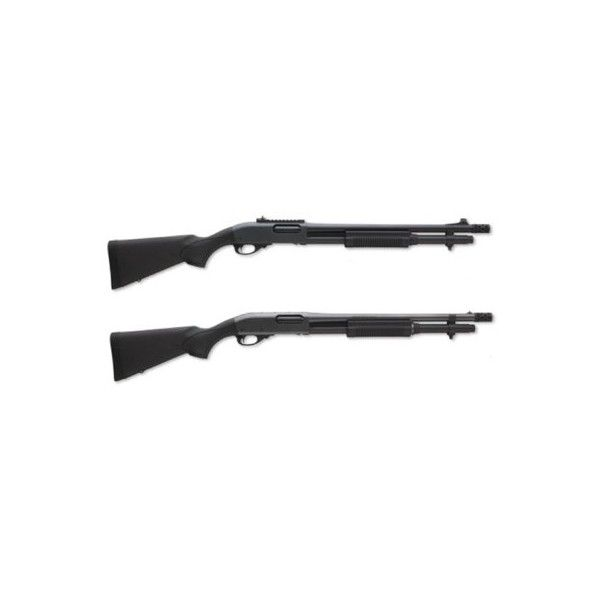 New Remington 870 Express Tactical The Firearm Blog ❤ liked on Polyvore featuring weapons, warrior and filler