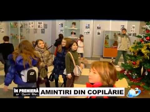 Amintiri din copilarie - În premieră cu Carmen Avram - Antena 3 - 11 dec...
