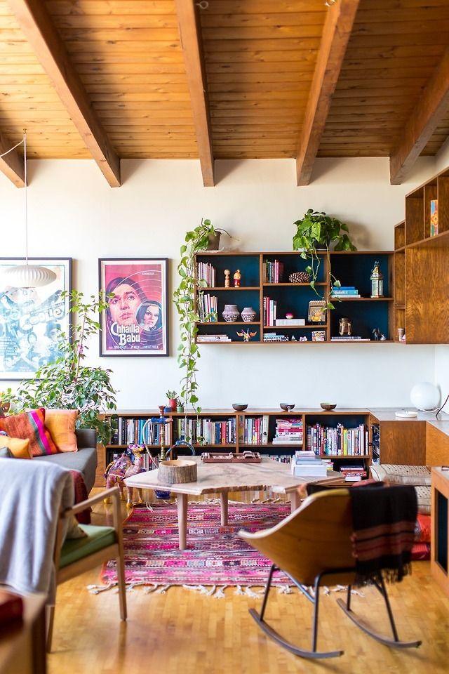 474 besten Interiors Bilder auf Pinterest   Ana rosa, Dachboden und ...