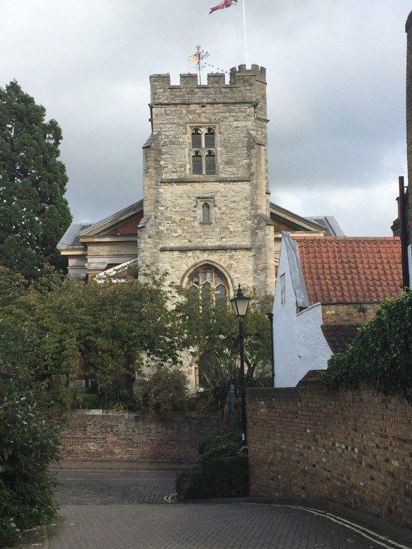 St Mary's Church, Twickenham