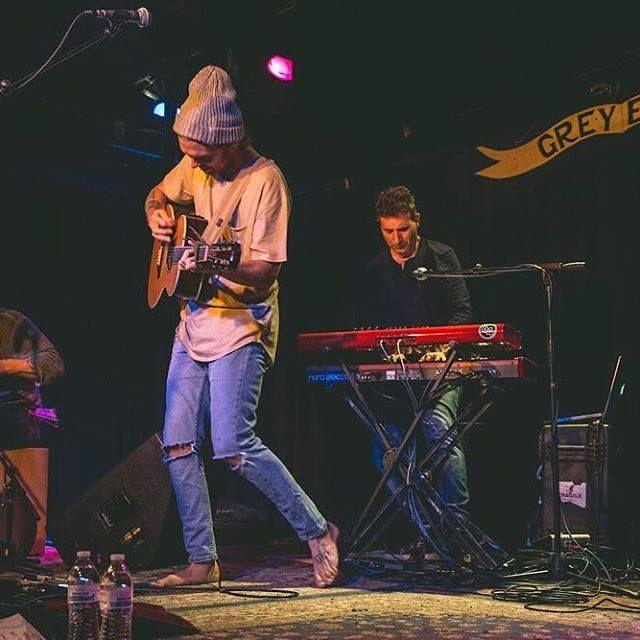 Trevor Hall - Asheville, 11/2/16
