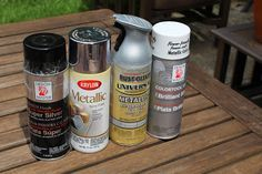 Foreclosure 2 Fabulous: The Best Silver/Chrome Spray Paint
