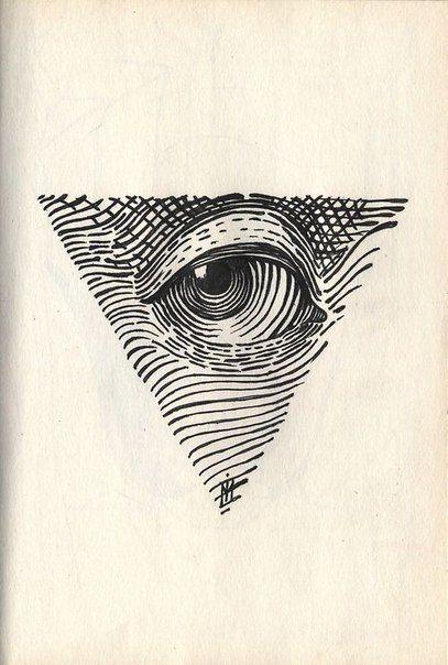 Что значит символ око (глаз) в треугольнике? | Книги Секлитовой Л.А., Стрельниковой Л.Л. | ВКонтактi