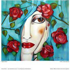obra pictorica de karina chavin - Buscar con Google