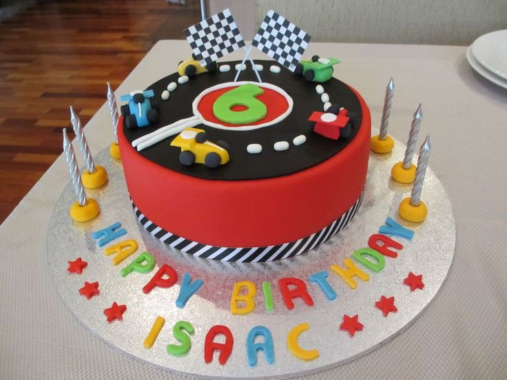 Cake Images For Boys : Boys 6th Birthday Cake Cakes for Children - Inspiration ...