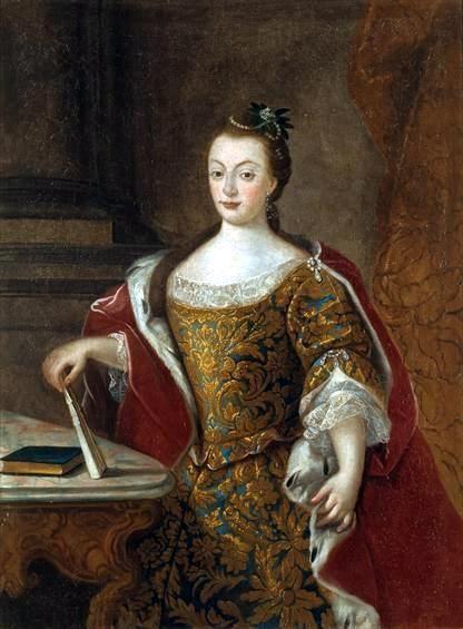 Rainha D. Maria I, séc. XVIII