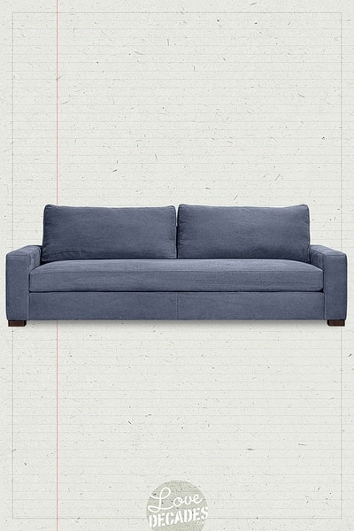 Cole Sofa.  Custom, Made in USA Furniture!  http://www.lovedecades.com