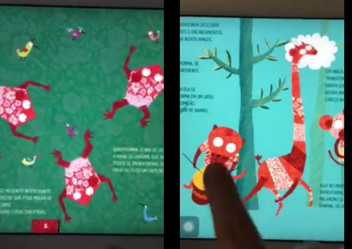 A milenar arte japonesa de dobrar papel, que encanta crianças e adultos, serviu de inspiração para Tereza Yamashita fazer de um quadrado de papel a protagonista desta divertida história. A aventureira Quadradinha de papel sai em uma viagem de autoconhecimento em busca de seu irmão desaparecido. https://itunes.apple.com/us/app/id1050952132