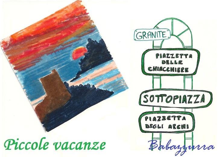 Babazzurra: Piccole Vacanze