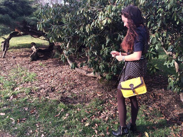 No nevyzerá blogerka Janča v týchto puntíkatých šatách jednoducho skvele? :) #blogger #modino_sk #modino_style #budtein #dress #style #fashion