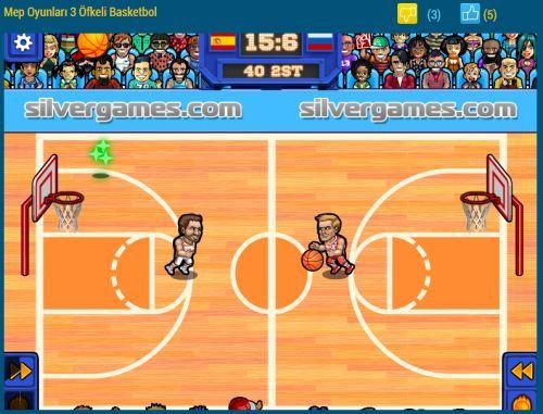 Mep Oyunları 3 - Öfkeli Basketbol! Şimdi siz de www.arabaoyunlarim.io sayfalarından en kaliteli basketbol oyunlarını ve muhteşem mep oyunları 3 seçeneklerini oynayabilirsiniz. Tüm bu nefes kesici oyunlar için hemen tıklayın!