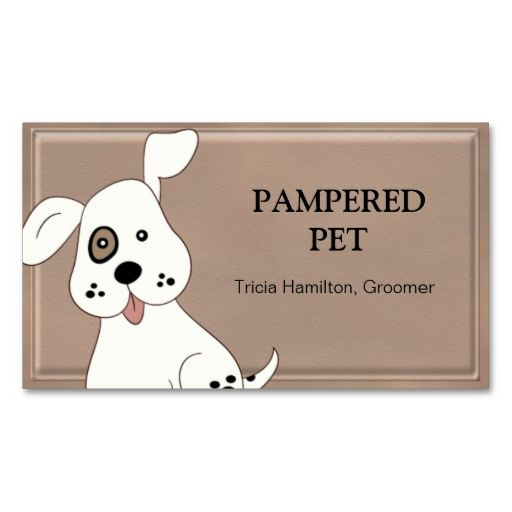 Dog Grooming Gift Certificate