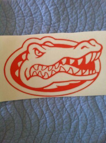 Truck Window Decals >> Car Or Truck Decal Florida Gators Window Vinyl Decal Orange Decals | Car decals | Pinterest ...