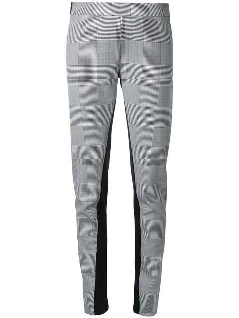 GARETH PUGH Glen Plaid Leggings. #garethpugh #cloth #leggings