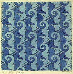 Seahorse tessellation