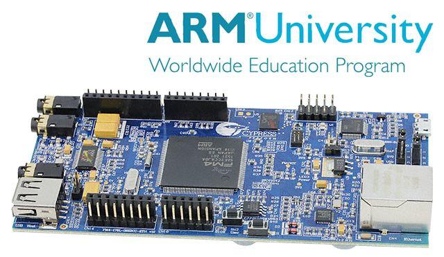 Riassunto: Digi-Key amplia la propria collaborazione con il programma di kit didattici di ARM University
