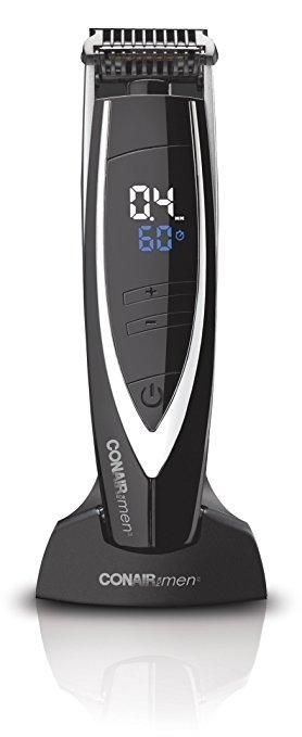 About the product From 5 o'clock shadow to designer stubble - get the perfect stubble look with Conair for Men Super Stubble (waterproof); safe on sensitive ski