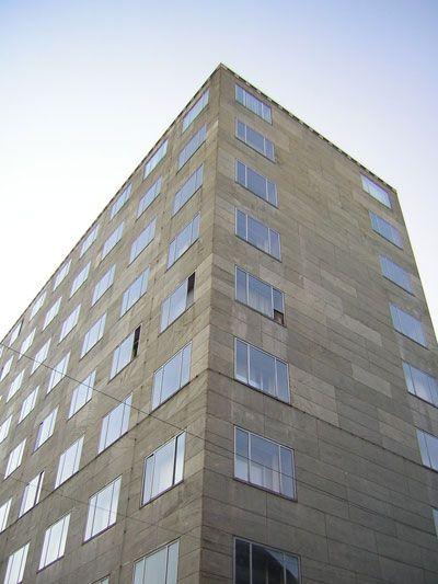 Palazzo per uffici Montecatini _ Gio Ponti, Milano, 1936-38