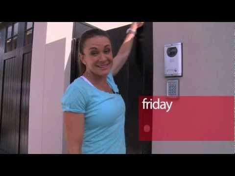 Michelle Bridges Weekday Workouts - Friday