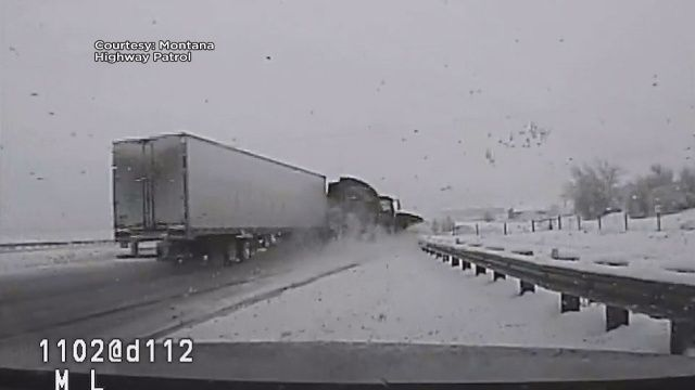 Winter weather advisory prompts reminder for drivers from MHP | Missoula Local News - NBCMontana.com