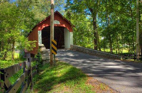 Knecht's Bridge  Bucks County, PA