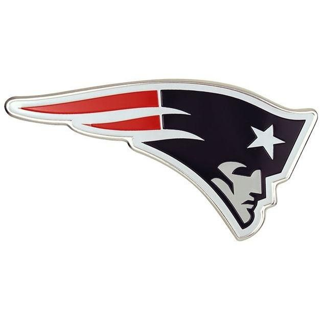 NFL New England Patriots 3-D Color Logo Auto Emblem By Team ProMark – All  Sports-N-Jerseys c5581efdd