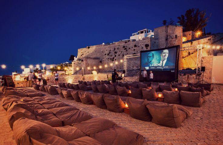 Openair bioscoop Ibiza, mustsee