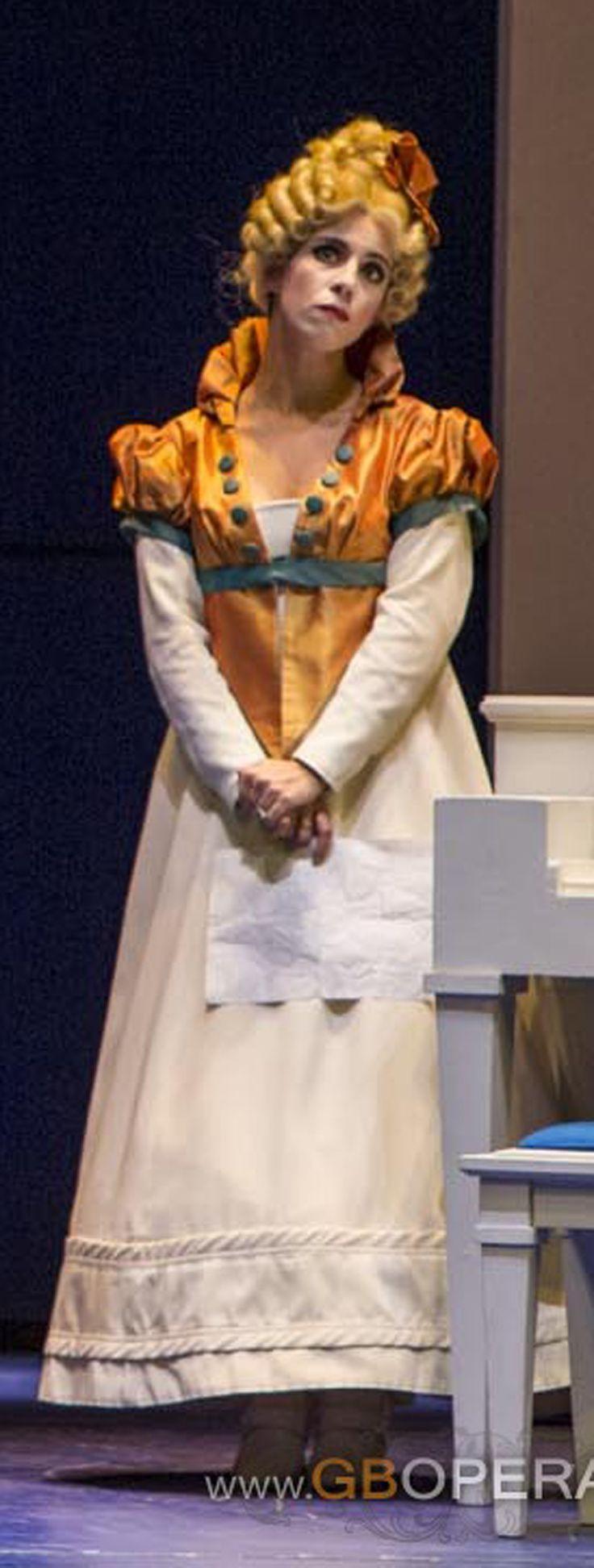 Rosina JOSE' MARIA LO MONACO Regia Italo Nunziata Scene e costumi Pasquale Grossi Teatro Comunale di Ferrara 2013