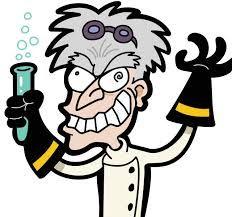 gekke wetenschapper