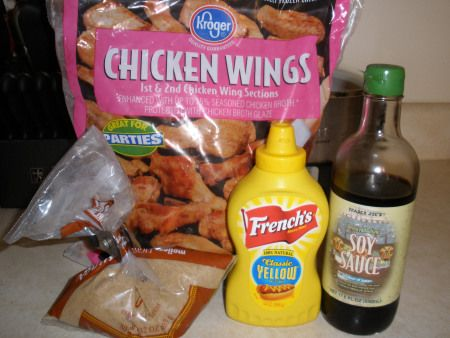 Chicken wings | Crockpot Tuesdays