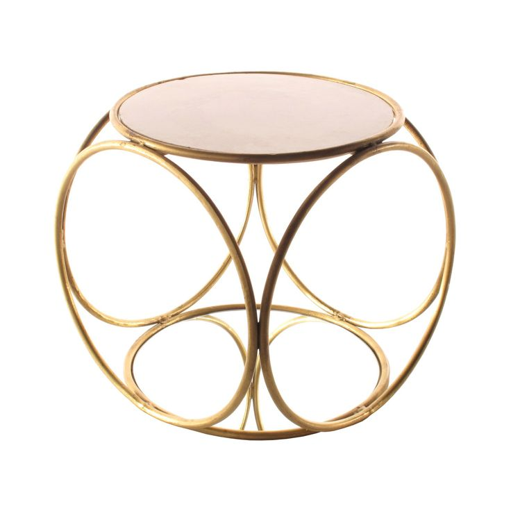 Tables in circles are the hot new thing. http://dotandbo.com/collections/dreaming-of-mid-century?utm_source=pinterest&utm_medium=organic&db_sku=103363