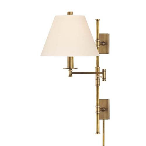 bathroomextraordinary vaulted ceiling lighting nancy. Buy The Hudson Valley Lighting Aged Brass Direct Shop For Claremont 1 Light Swing Arm Wall Sconce And Save Bathroomextraordinary Vaulted Ceiling Nancy I