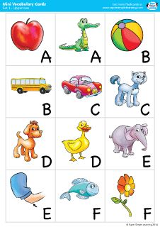 Flashcard Super Simple And Vocabulary On Pinterest
