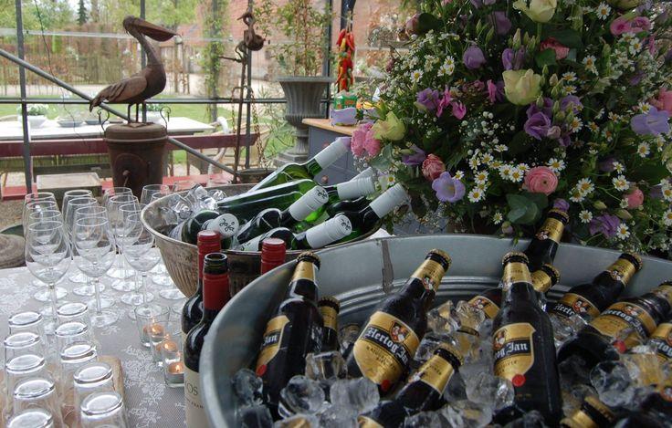 Drinks wedding