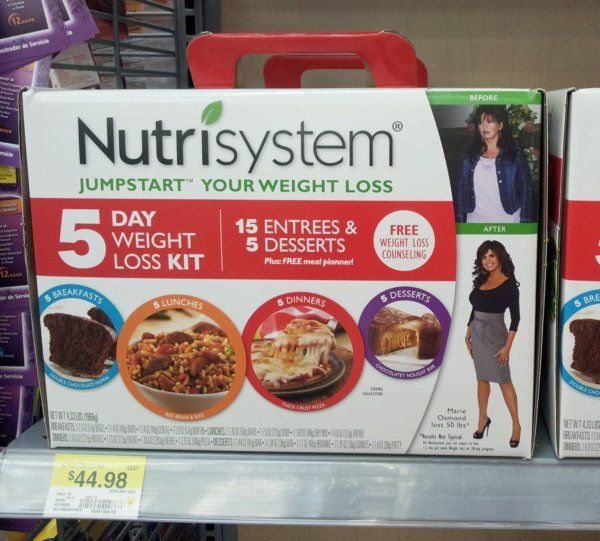 Nutrisystem Diabetic Type II Food List