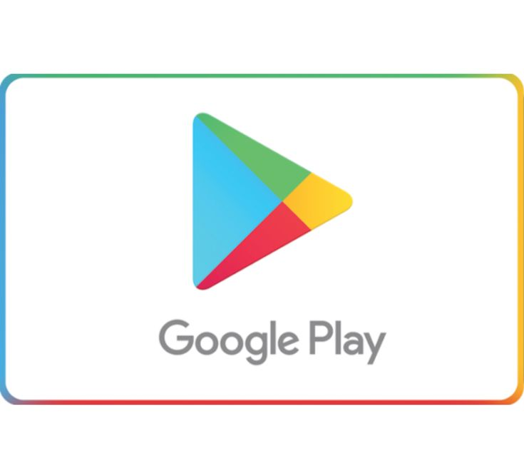 Google Play Gift Code - $25 $50 or $100 - Fast email