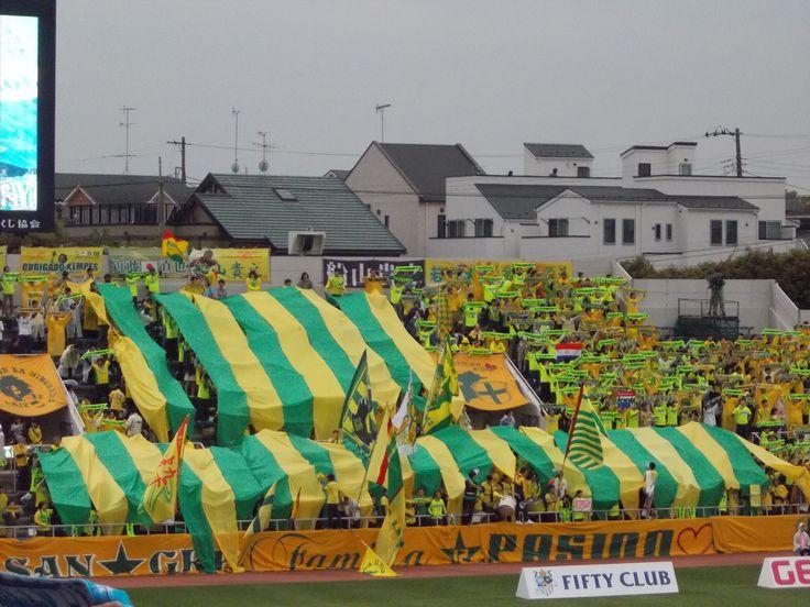 Yokohama FC gegen JEF United Ichihara Chiba in Nippatsumitsuzawa-stadion 22.04.2017 横浜FCvssジェフユナイテッド市原・千葉 2017年度J2第9節 ニッパツ三ツ沢競技場