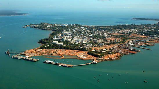 Australia, NT, Darwin