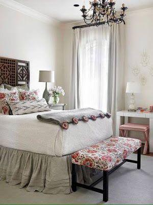 Mi cama estaba muy anticuada; hasta que me mostraron todas estas ideas increíbles!