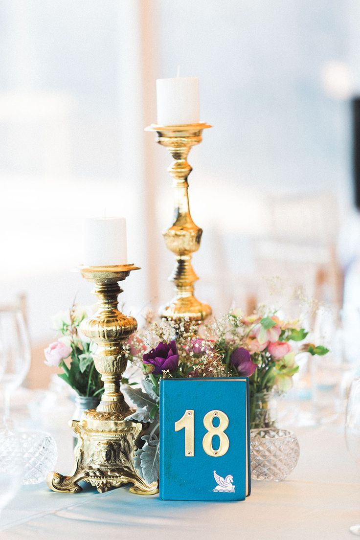 14 best {Tablescapes - Brass} images on Pinterest | Boho wedding ...