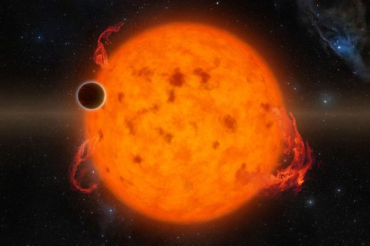 Star nicknamed Kronos after eating its own planetary children