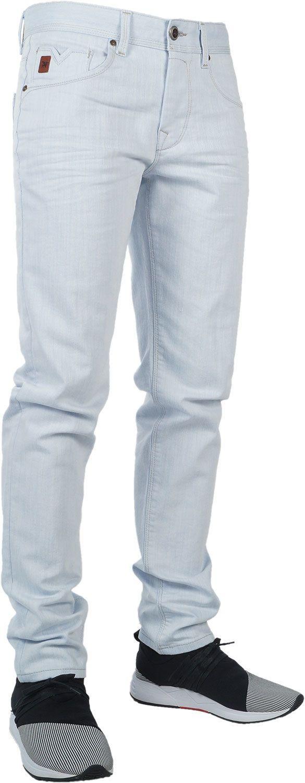 Deze mooie lichtblauwe broek van Vanguard is op het moment in de uitverkoop! Dit en meer van Vanguard in de uitverkoop vind je bij Aldoor. #heren #mannen #mode #broek #jeans #spijkerbroek #mensfashion #uitverkoop #sale
