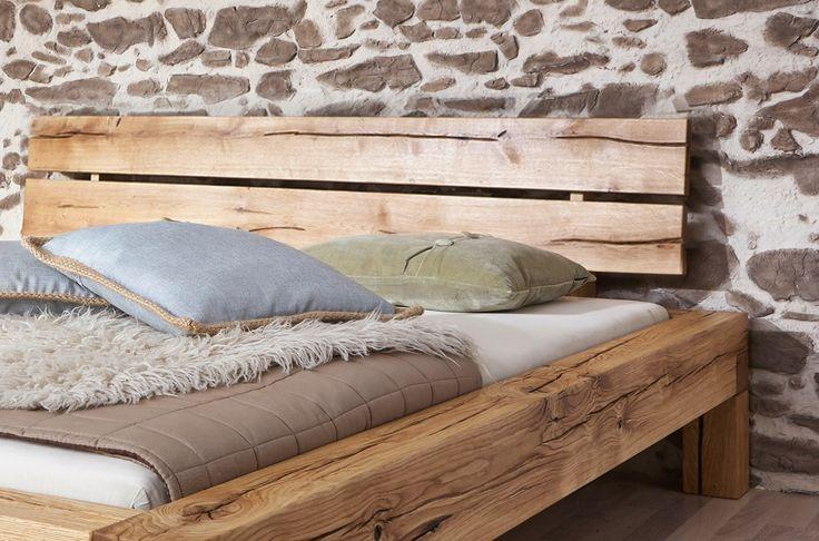 die 25 besten ideen zu holzbett auf pinterest holzbett. Black Bedroom Furniture Sets. Home Design Ideas