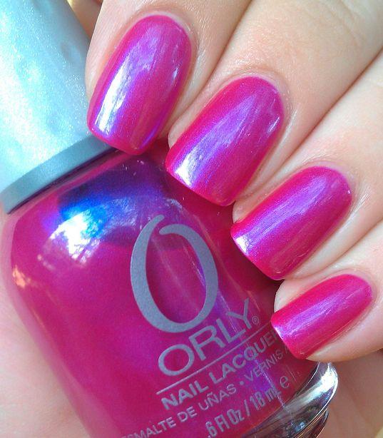 Orly Gorgeous, Free Shipping at Nail Polish Canada