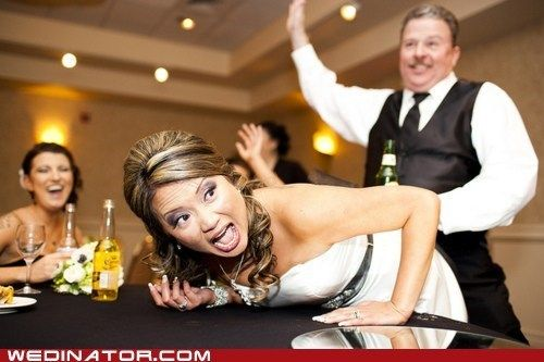 Embarrassing Wedding Fails - Likes