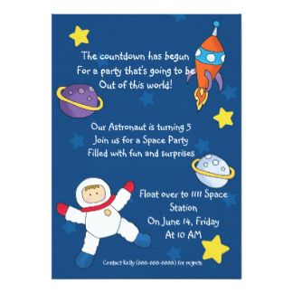 17 best images about anniversaire th me espace on for Space themed stationery